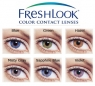 FreshLook Colors (с диоптриями)