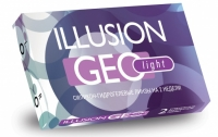 2-Weeks Illusion Geo Light НОВИНКА