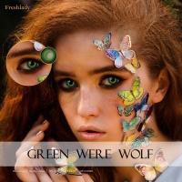 Green werewolf g20
