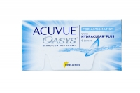2-Weeks Acuvue Oasys for Astigmatism
