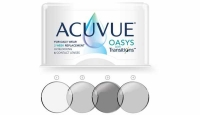 2-Weeks Acuvue Oasys with Transitions