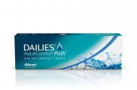 1-Day Dailies AquaComfort Plus