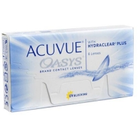 2-Weeks Acuvue Oasys with HydraClear plus