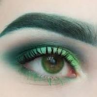 Color 1-tone Green