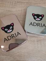 """Дорожный набор два контейнера Adria """"прямоугольный"""""""