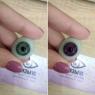 Tone 55 Фиолетовый (нет зрачковой зоны)