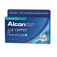 Air Optix plus HudraGlyde под заказ