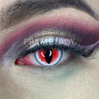 Sexy cat eye red
