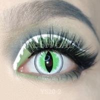 Sexy cat eye green